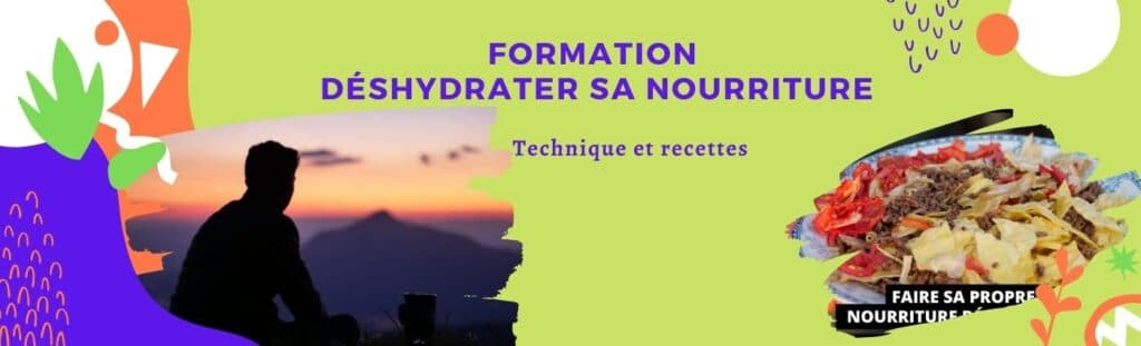 formation déshydrater ses aliments