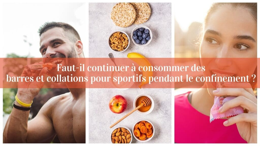 Alimentation pendant le confinement